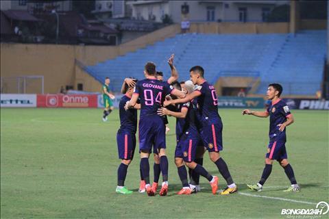 Viettel thua Sài Gòn vòng 21 V-League 2019 Sự bất lực của hàng công hình ảnh