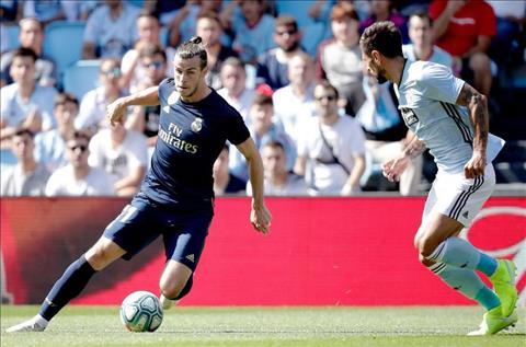 Celta 1-3 Real Gareth Bale