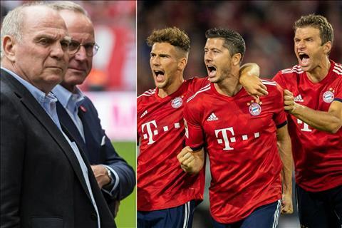 Bayern Munich và dấu hỏi về tương lai của những yếu nhân hình ảnh