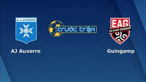 Auxerre vs Guingamp 1h45 ngày 208 Hạng 2 Pháp 201920 hình ảnh