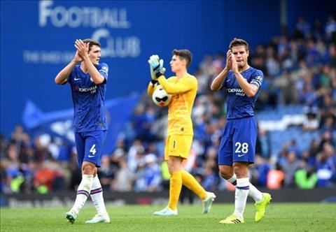 Chelsea 1-1 Leicester HLV Frank Lampard gay gắt chỉ trích học trò hình ảnh