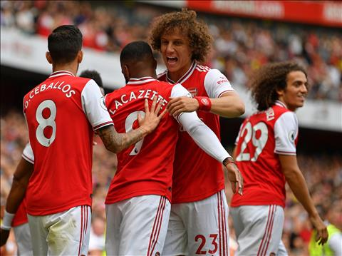 David Luiz rời Chelsea đến Arsenal sau khi gặp Frank Lampard hình ảnh