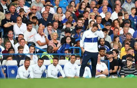 Frank Lampard nói về hàng công Chelsea hình ảnh