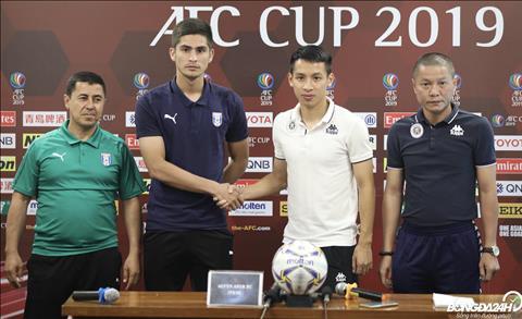 Hà Nội FC quá tải trước trận gặp Altyn Asyr hình ảnh