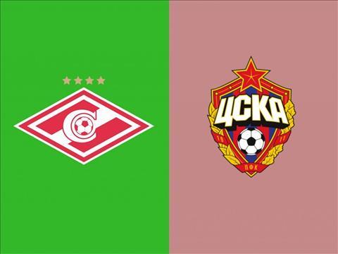 Spartak Moscow vs CSKA Moscow 0h00 ngày 208 VĐQG Nga 201920 hình ảnh