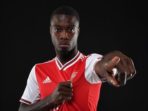 Nicolas Pepe lựa chọn gia nhập Arsenal vì sự thật phũ phàng hình ảnh