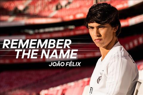 """Joao Felix: """"Benfica đã tin tưởng tôi"""""""