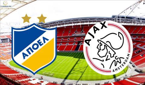 APOEL Nicosia vs Ajax 2h00 ngày 218 Champions League 201920 hình ảnh