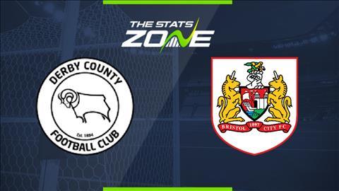Derby County vs Bristol City 1h45 ngày 218 Hạng nhất Anh 201920 hình ảnh