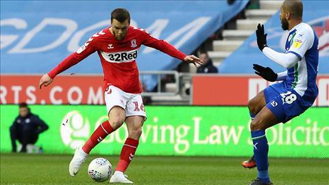 Middlesbrough vs Wigan 1h45 ngày 218 Hạng nhất Anh 201920 hình ảnh