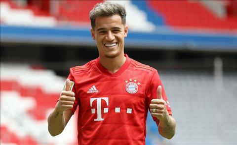 Coutinho toi Bayern