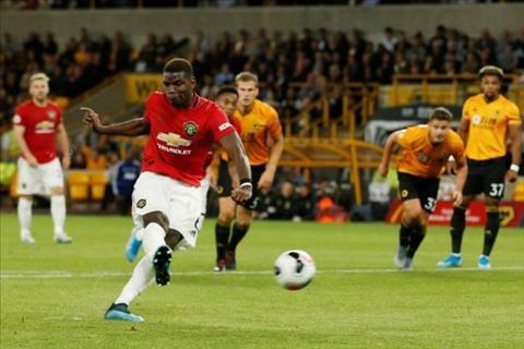 Tiền vệ Paul Pogba sẽ rời MU vì bị tước quyền sút phạt đền hình ảnh