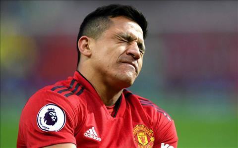 Vì sao thương vụ Alexis Sanchez tới Inter Milan vẫn chưa hoàn thành hình ảnh