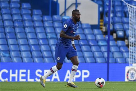 Chelsea chào đón viện binh quan trọng Antonio Rudiger trở lại