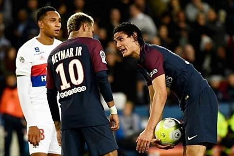 Cavani vs Neymar