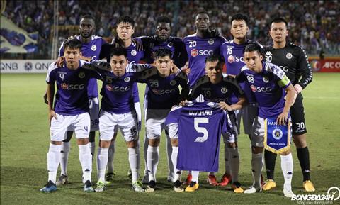 Ha Noi 3-2 Altyn Asyr (AFC Cup 2019)
