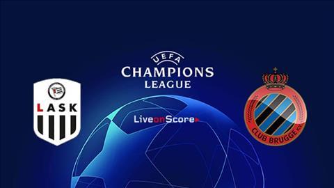 LASK Linz vs Club Brugge 2h00 ngày 218 Champions League 201920 hình ảnh