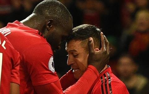 Romelu Lukaku muốn Sanchez tới Inter Milan hình ảnh