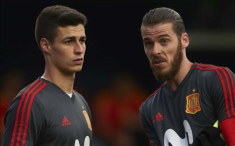 De Gea và Kepa, ai là thủ môn số 1 của ĐT Tây Ban Nha hình ảnh