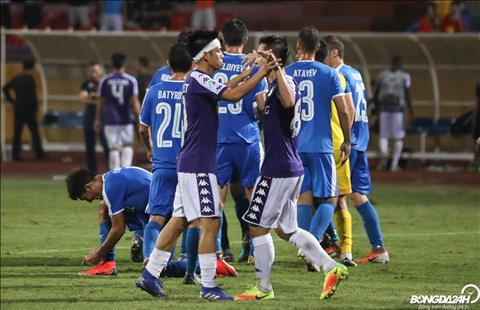 Hạ Altyn Asyr, CLB Hà Nội sẽ đá trận chung kết liên khu vực AFC Cup hình ảnh