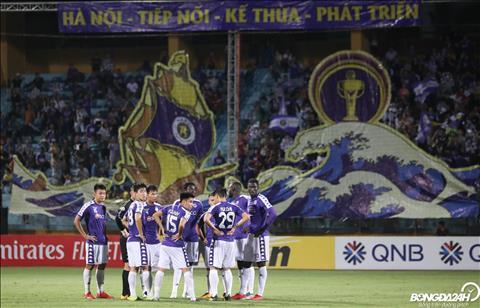Hà Nội vs Altyn Asyr tại AFC Cup 2019 Quang Hải ghi cú đúp hình ảnh