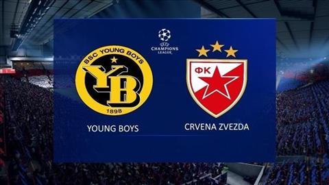 Young Boys vs Crvena Zvezda 2h00 ngày 228 Champions League 201920 hình ảnh