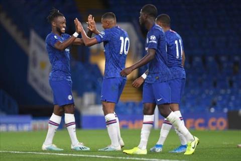 Michy Batshuayi lên tiếng về tương lai ở Chelsea hình ảnh