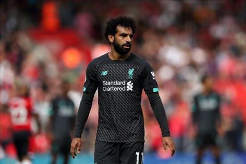 Bị huyền thoại MU trù ẻo, Mohamed Salah phản ứng ra sao hình ảnh