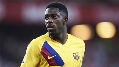 Ousmane Dembele nói về tương lai ở Barca hình ảnh