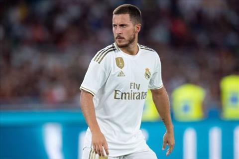 Real Madrid nhận tin vui từ chấn thương của sao sáng Eden Hazard  hình ảnh