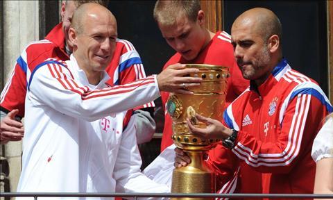 Giữa Guardiola và Mourinho, trò cũ chọn ai là số 1 hình ảnh 2