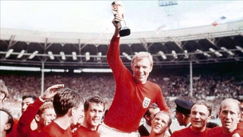 Luoc su chien thuat bong da phan 9 - DT Anh vo dich World Cup 1966 ngay tai Wembley.