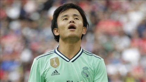Takefusa Kubo chính thức chia tay Real Madrid hình ảnh