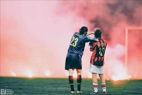 Khai cuộc Serie A Trên con đường tìm lại bản ngã hình ảnh