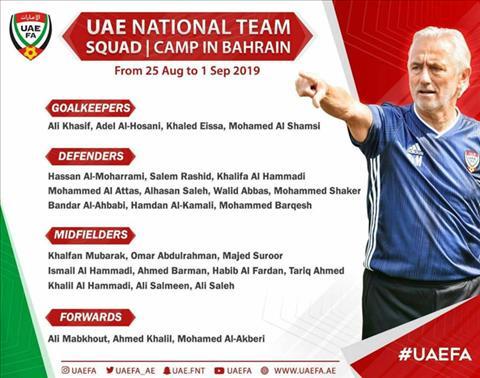 UAE tung cầu thủ hay nhất châu Á cho chiến dịch Vòng loại World Cup hình ảnh 2