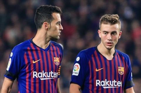 Điểm tin bóng đá tối 238 Busquets sắp rời Barca sang Hà Lan thi đấu hình ảnh