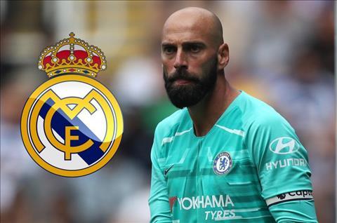 Chuyển nhượng Real Madrid nhắm ông già của Chelsea thay thế Navas hình ảnh