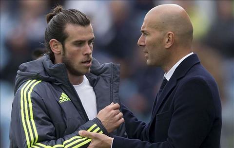 Zidane 'Gareth Bale muốn ở lại Real và chúng tôi tin tưởng cậu ấy' hình ảnh