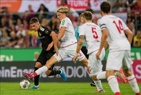 Video Bàn thắng kết quả Cologne vs Dortmund 1-3 Bundesliga 2019 hình ảnh