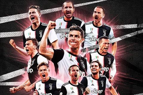 Juventus trước mùa giải mới Mục tiêu là Champions league hình ảnh