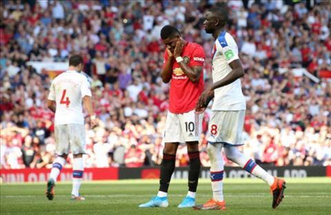 MU 1-2 Crystal Palace Solskjaer bảo vệ học trò, chỉ trích trọng tài hình ảnh