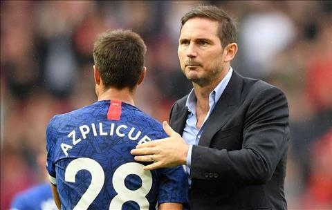 Azpilicueta va Lampard tai Chelsea