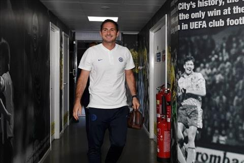 HLV Lampard nói về trận Norwich vs Chelsea hình ảnh