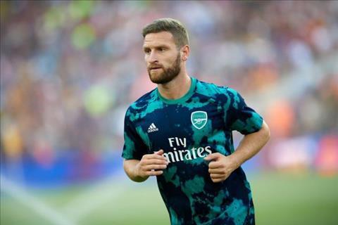 Trung vệ Mustafi nói gì về khả năng chia tay Arsenal hình ảnh