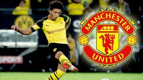 Dortmund lên tiếng về tương lai Jadon Sancho hình ảnh
