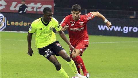 Dijon vs Bordeaux 1h00 ngày 258 Ligue 1 201920 hình ảnh