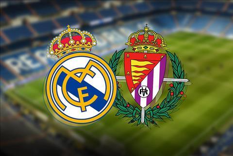 Trực tiếp bóng đá Real Madrid vs Valladolid link xem La Liga hình ảnh
