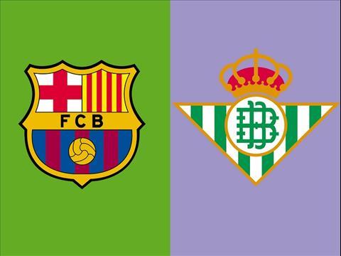 Trực tiếp Barca vs Betis bóng đá TBN vòng 2 La Liga 2019 đêm nay hình ảnh
