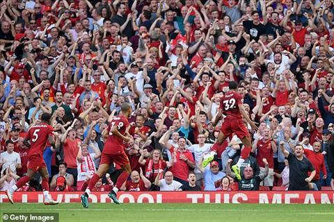 Dư âm Liverpool vs Arsenal Lật mặt những tân binh hình ảnh
