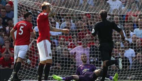 Kết quả MU vs Crystal Palace Khi niềm tin vỡ vụn hình ảnh